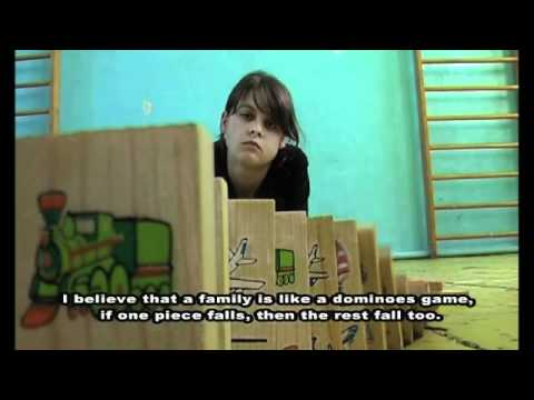 UNICEF: oneminutesjr.- Domino Effect
