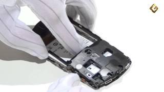 Sony Ericsson Xperia NEO - как разобрать телефон, из чего состоит