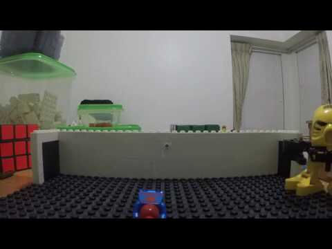 Spider Man 39 S Bad Luck Short Lego Stop Motion Film Using