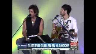 C5N - MUSICA: GUSTAVO GUILLEN EN LA NOCHE (PARTE 1)