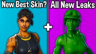 ALL FORTNITE v9.20 SKINS LEAKED! New Skins, Backblings + Pickaxes! (Fortnite Battle Royale)