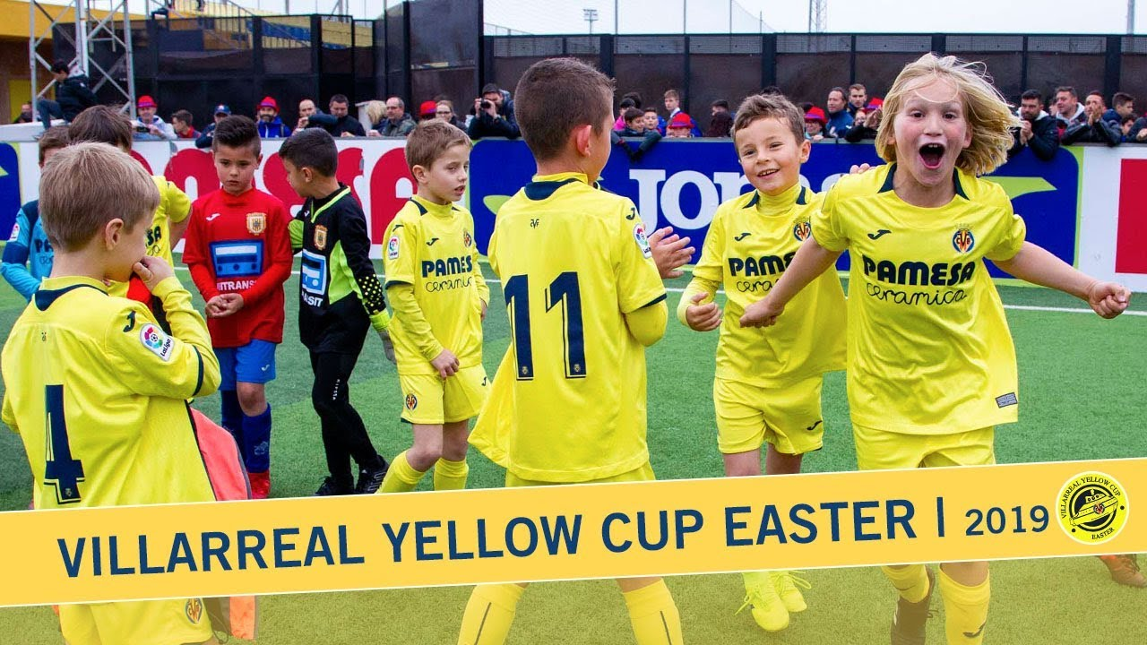 Villarral Yellow Cup Easter - Cortometraje | 2019