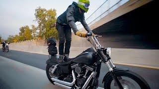 Douche LaRouche Motorcycle Club | Sacred Steel Bikes