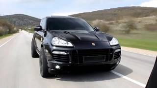 2009 Porsche Cayenne Turbo S Videos