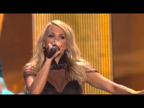 Carrie underwood - Little Toy Guns (Live)
