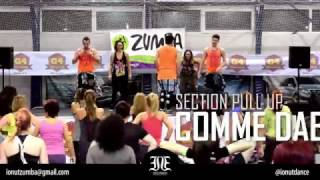 Comme DAB - Section Pull Up * Zumba Fitness Choreo by ionut