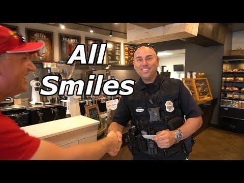 We BRIBED A POLICE OFFICER??!! **OOPS**| NGS Road Trip Day 4
