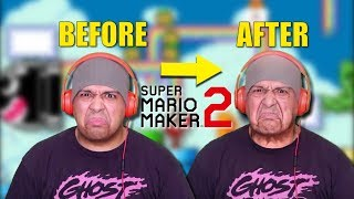 THESE LEVELS SUCKED THE LIFE OUT OF ME!!  [SUPER MARIO MAKER 2] [#04]