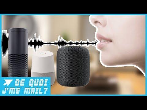 Reconnaissance vocale : fonction gadget ou interface de demain ?  DQJMM (1/2)