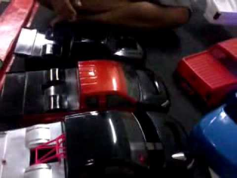 รีวิว : บอดี้่รถสเปกเฟรม / บอดี้รถกระบะตอนเดียว (เป้ RC Hatyai Modify)