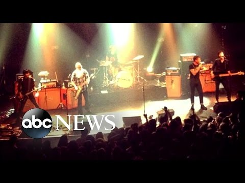 American Band Opens Up on Paris Concert Hall Attack