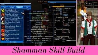 FS or Shamman | Skill Build | Cap 135 | RAN PH Klasik