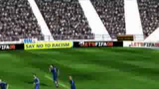 FIfa09 gameplay graphics