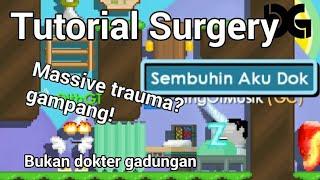 Cara Surgery | Growtopia Indonesia | Dith Gaming