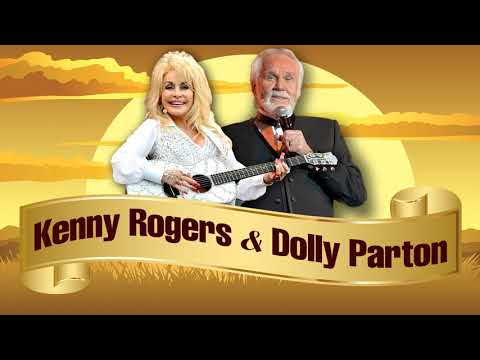 Kenny Rogers and Dolly Parton Greatest Hits - Old Country Music Duets Songs Male and Female Singers