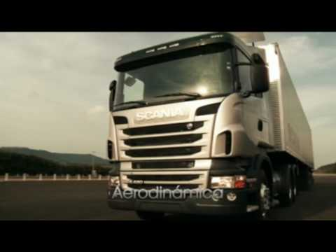 Camiones del mercosur en la ruta 12 doovi for Camiones ford interior