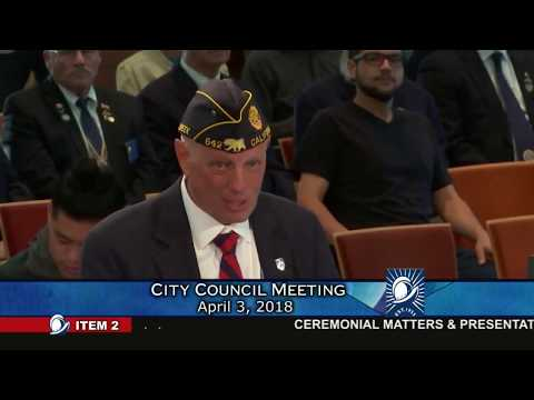 Cupertino City Council Meeting - April 3, 2018