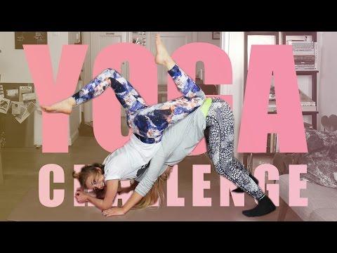 Yoga Challenge w/ KEYYO