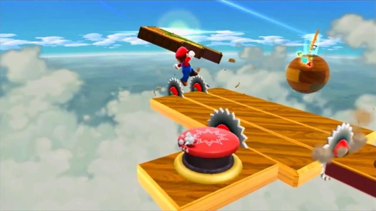 Wii Longplay [005] Super Mario Galaxy 2 (World 2, Part 1/2 ...