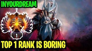 Top 1 Rank Is Boring - Inyourdream Phantom Assassin - Dota 2
