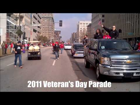 Shame On St. Louis Low Turnout For Veteran's Day Parade