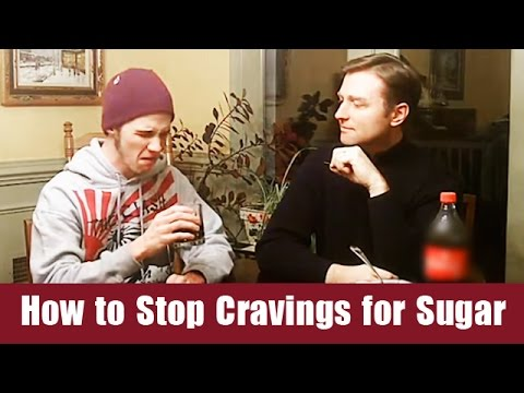 How to Stop Cravings for Sugar
