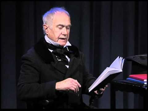 """John Quincy Adams"" portrayed by Jim Cooke"