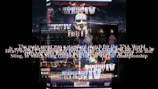Bound for Glory IV Top # 5 Facts