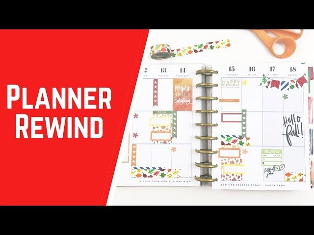 planner-rewind-recreating-an-old-spread-with-current-style