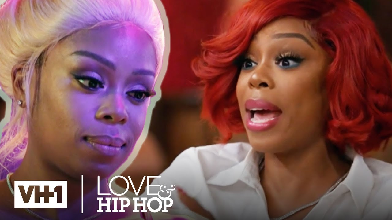 The Evolution of Shay 😍😤 Love & Hip Hop