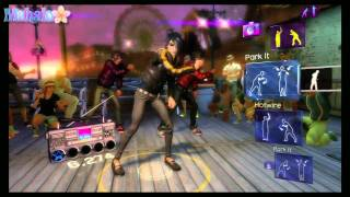 Dance Central - Drop It Like It's Hot - Easy Performance
