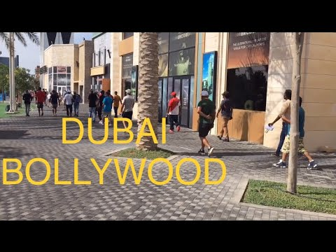 #Dubai parks & resorts morning walk. 4k tour #bollywood theme park. #youtube #subscribe #youtubeview