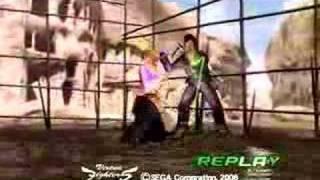 VF5 ver.A Enma(AO) vs Ganji~(GO)