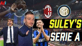 ROADTRIP #1: Met Suley naar AC Milan-Internazionale: 'Inter Wordt Kampioen!'