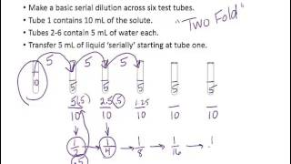 Dilution Problems, Chemistry, Molarity & Concentration