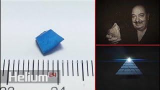 """Piedra hecha de """"oxigeno puro"""" hallado en Africa"""