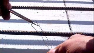 Вязание арматуры крючком.от новичка для новичков.просто и понятно..by mak$im Corp...