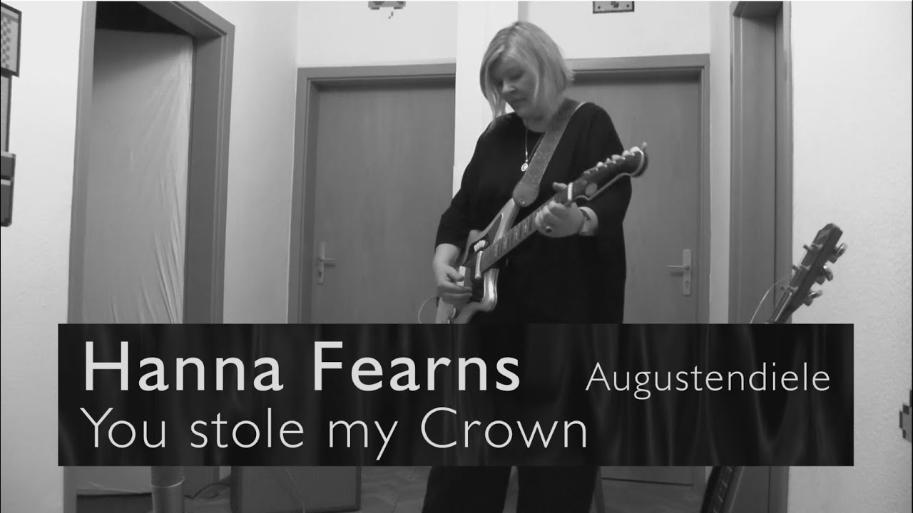 Hanna Fearns You Stole My Crown Wohnzimmerkonzert Augustendiele