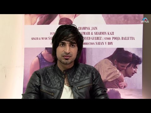 Interview of Sayed Rahi Umair(Singer) | Music Launch of Gunehgaar Ishq |