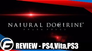 Natural Doctrine Review PS3,PS4,Vita