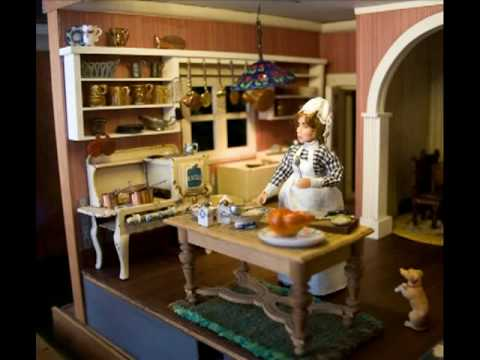 The Great American Dollhouse Museum In Danville Ky Youtube