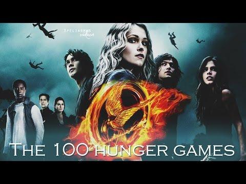 The 100 - Hunger Games la révolte part. 2 (détournement bande annonce VF) poster