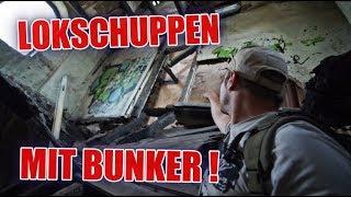 LOSTPLACE : Lokschuppen und der Bahnbunker.. | ItsMarvin