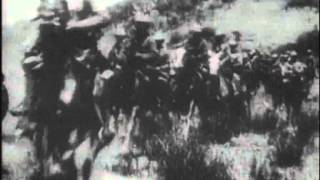 "Start of the ""Herero uprising"" in German-Southwest Africa"