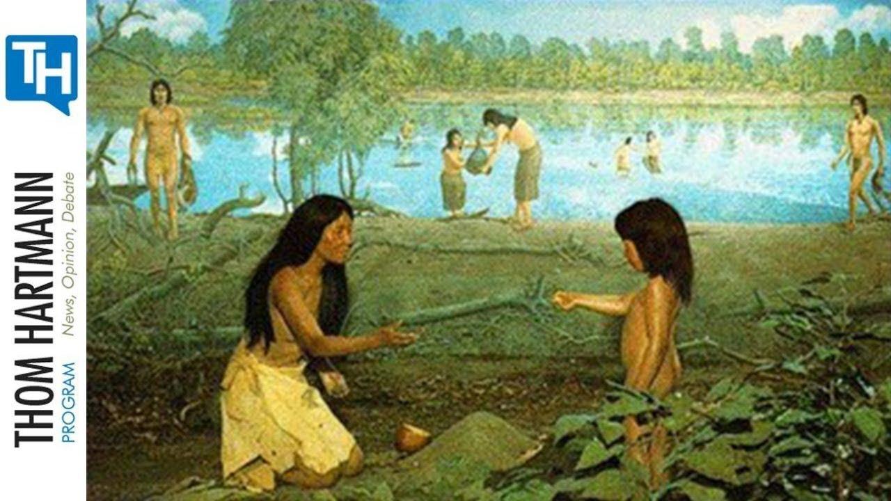 How Hunter Gatherers May Hold ...