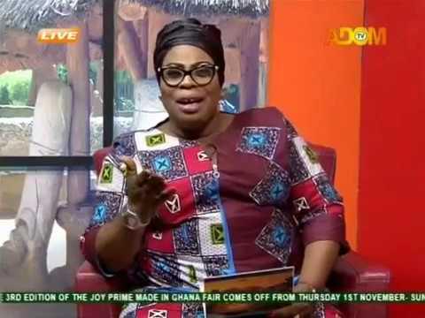 Sankofa Chat Room on Adom TV (15-10-18)