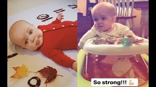 WATCH !!! Baby Jackson Roloff Is Half A Year Old And He Has Grown Into A Strong Baby - VIDEO
