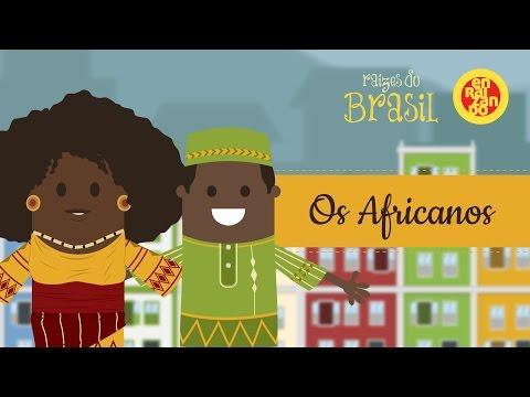 Os Africanos - Raízes do Brasil #3