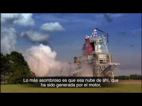 """La máquina de nubes de la NASA""-""NASA's cloud machine"""