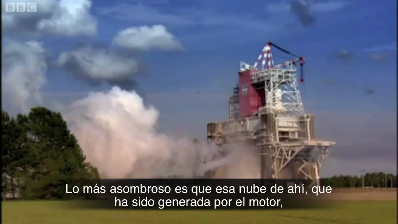 """La máquina de nubes de la NASA""-""NASA's cloud machine ..."
